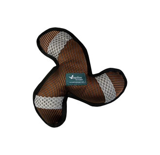Strong dog toy tri wing boomerang shape