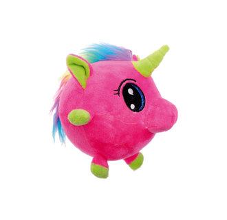 chubby unicorn on big eyes