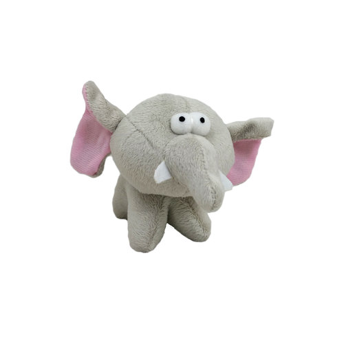 Papillon kurzer Plüsch Elefant