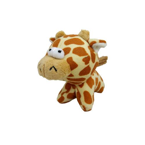 Papillon short plush giraffe