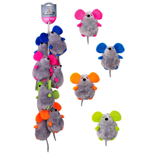 Papillon Streifen Spielzeug Maus