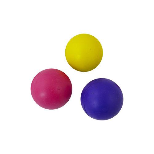 Papillon Rubber ball 85mm assorted colours