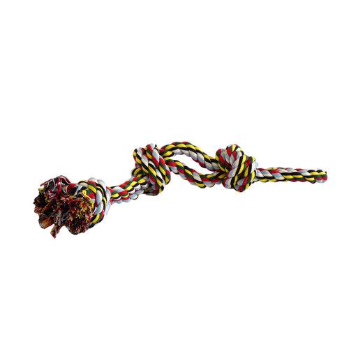 Papillon Baumwolle flossy Spielzeug Doppel 3k, gemischte col.