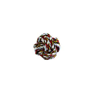 Cotton flossy toy ball Ø10.5cm, mix.col