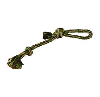 Woven rope tug, 34 cm, 80-90 g