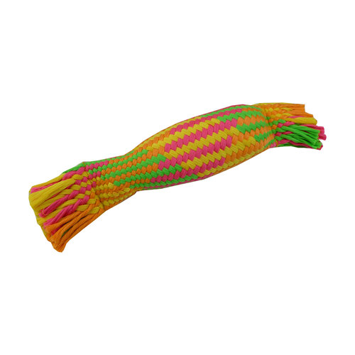 Papillon Rope toy with bottle 32,5 cm, 95-100 g