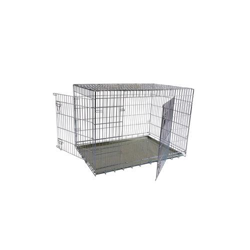 Papillon cage de fil 2XL 107x68x75 cm, pliable