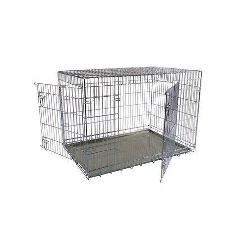 Papillon cage de fil 2XXL 118x78x85 cm, pliable
