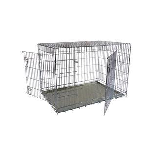 Wire cage 2XXL 118x78x85 cm, foldable