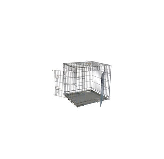 Wire cage 2S 61x54x58 cm, foldable