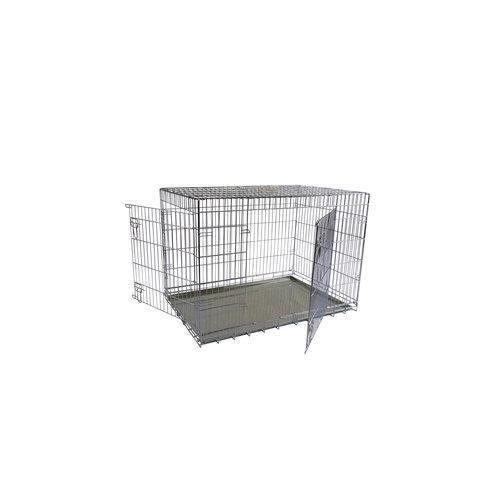 Papillon cage de fil 2L 87x58x67 cm, pliable