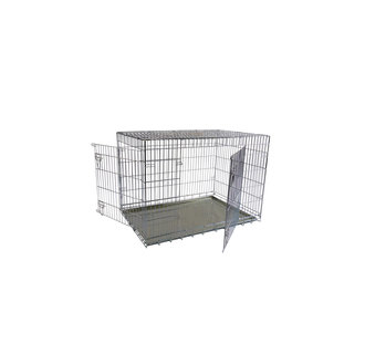 Wire cage 2L 87x58x67 cm, foldable