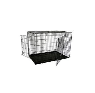 cage de fil 2XL 107x68x75 cm, ZW pliable