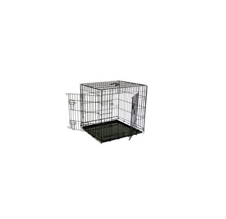 Wire cage 2S 61x54x58 cm, foldable ZW