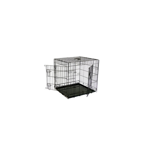 Papillon Wire cage 2S 61x54x58 cm, foldable ZW