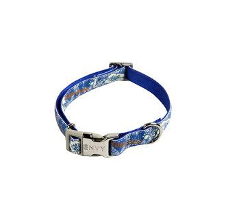 Hula Hula adjustable collar blue