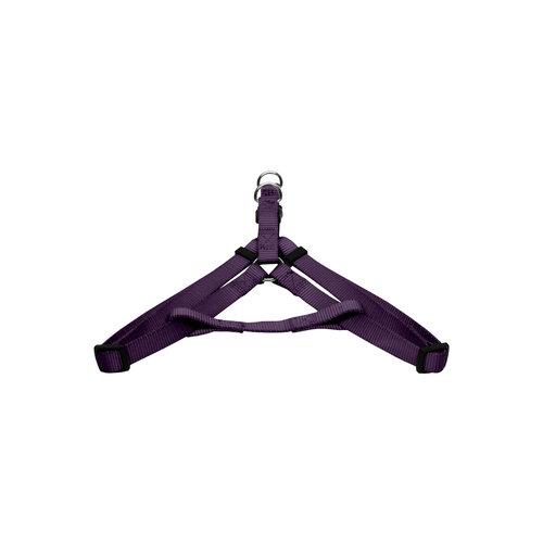 Papillon Basic nylon harness purple