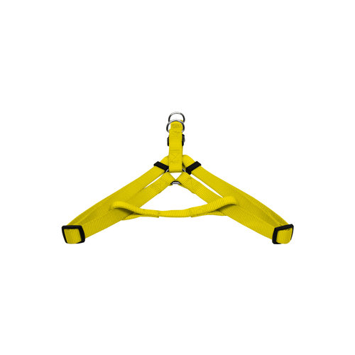 Papillon Basic nylon harness yellow