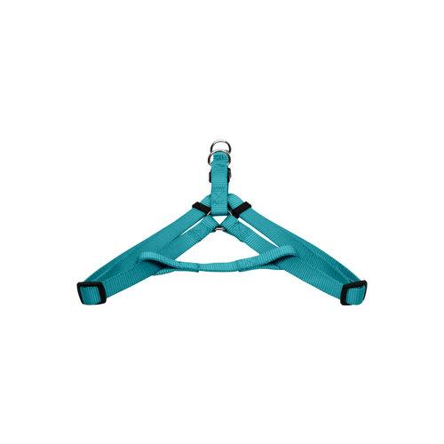 Papillon Harnais nylon Basic turquoise