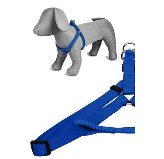 Harnais nylon Basic blue