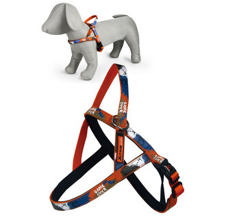 X-TRM Rock-N-Roll harness orange