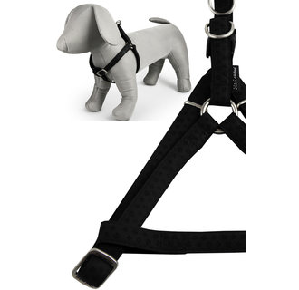 Mac Leather Mono harness black