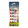 Papillon 24 Coloured cat bells