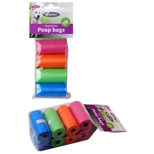 Papillon Poop bags