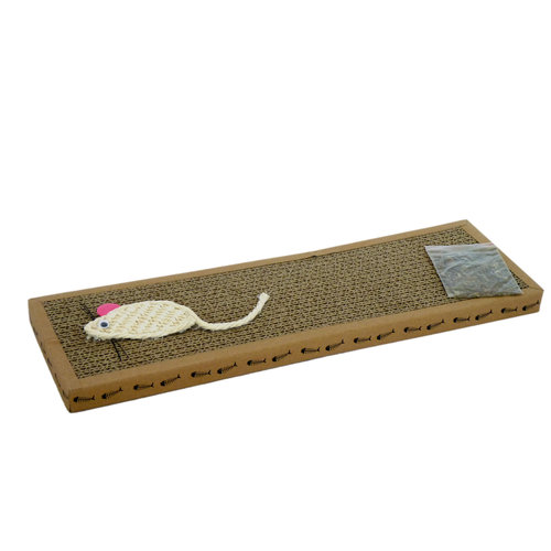 Papillon Cat scratcher
