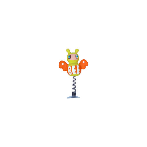 Papillon Latex abeilles jouets pour chats 7½cm assortis