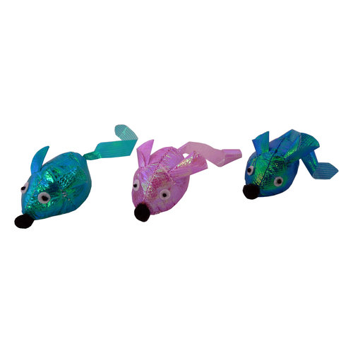 Papillon Maus 5cm ass. 3 Farben,
