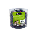 Papillon Mouse 5cm grey, 80 in tube