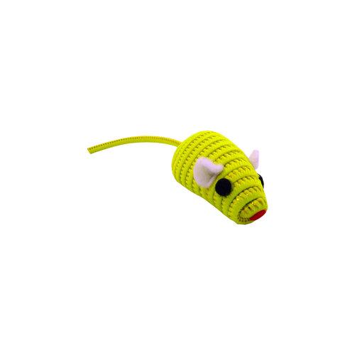 Papillon Souris de jaune, 60 dans le tube avec l'autocollant