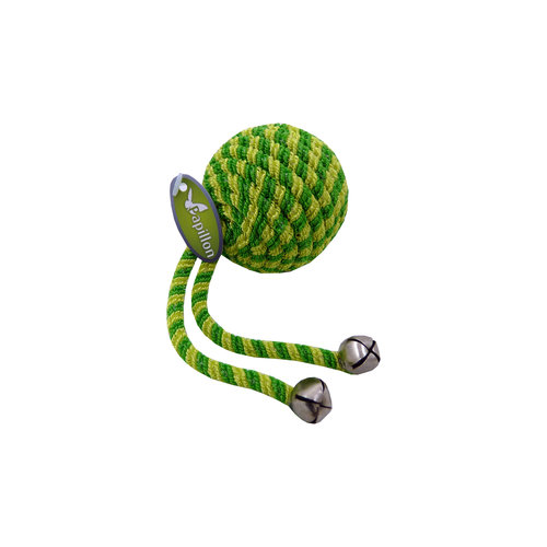 Papillon Ball 5cm + grün, 25 in Rohr 25 Stück
