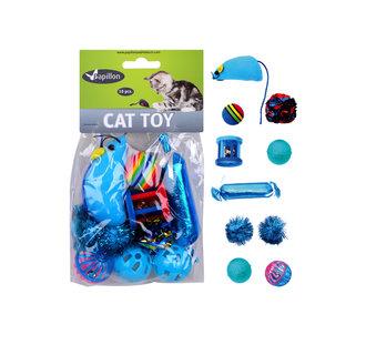 jouet Cat mis 10 pièces.