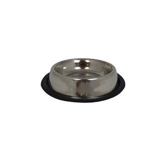 Plateau alimentaire en acier inoxydable de 15 cm / 0,23L chat pour