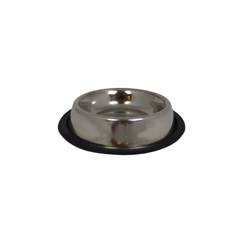 Papillon Stainless steel food tray 15cm / 0,23L cat for