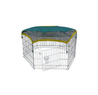 Knaagdierren, 6 x (60x63) + net
