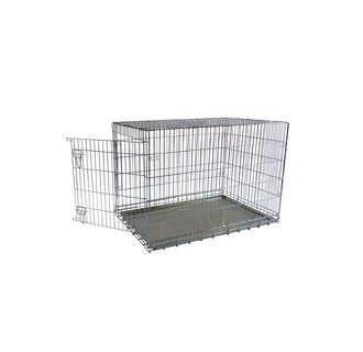 Wire cage 1XL 107x68x75 cm, foldable