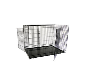 Wire cage 2XXL 118x78x85 cm, folding Z