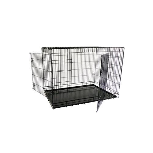 Papillon Fil cage 2XXL 118x78x85 cm, le pliage Z
