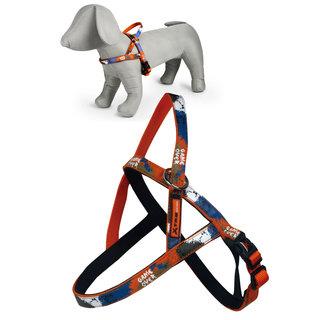 X-TRM Rock-N-Roll harness M orange