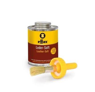 EFFAX en cuir souple