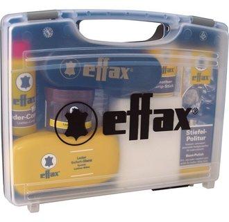 effax Leer-verzorging-Koffer