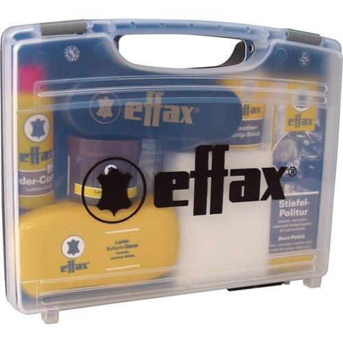 Effax effax Leer-verzorging-Koffer