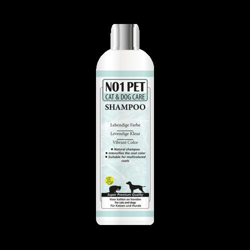 No1-pet Vibrant Color Shampoo