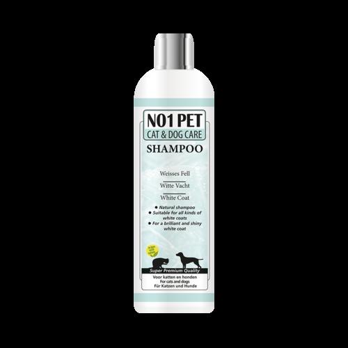 No1-pet White Coat Shampoo