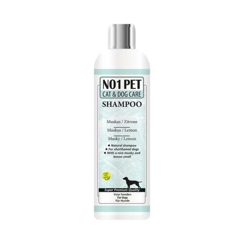 No1-pet Musky / Lemon Shampoo