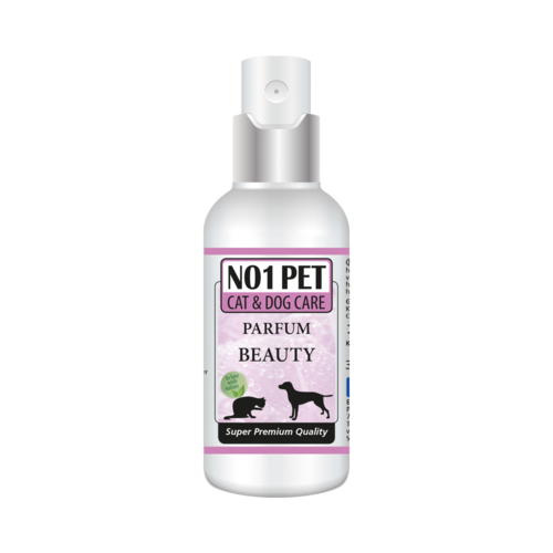 No1-pet Beauty Parfum, alcohol-free