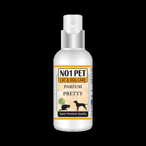 No1-pet Pretty Parfum, alcohol-free